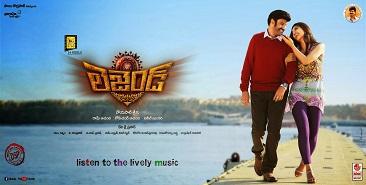 Bala Krishna's Legend Telugu Movie Audio Launch Latest HD Posters